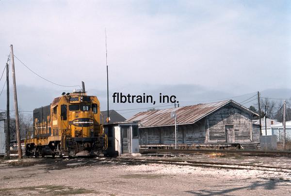 LD1989020052 - Louisiana & Delta, New Iberia, LA, 2-1989