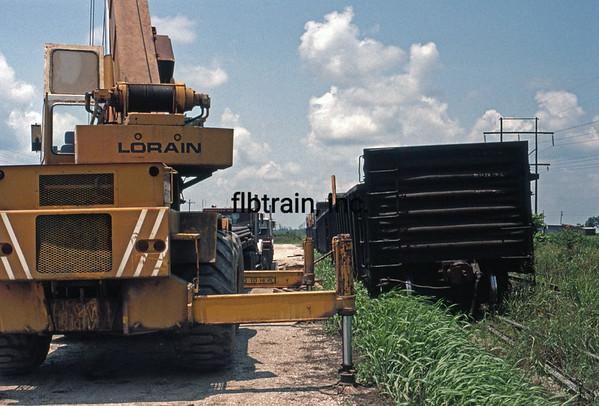 LD1987060007 - Louisiana & Delta, New Iberia, LA, 6-1987