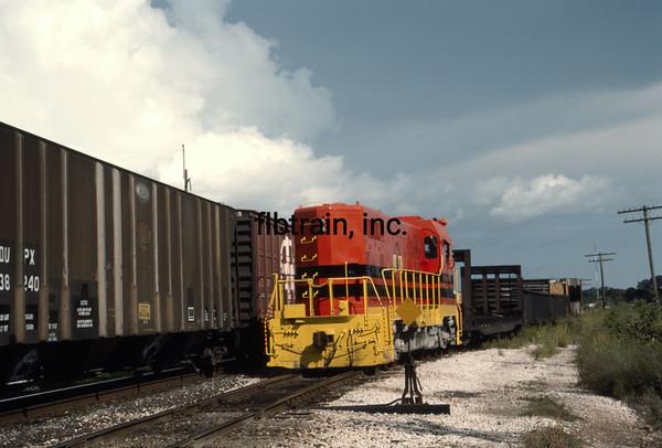 LD1989070013 - Louisiana & Delta, New Iberia, LA, 7-1989