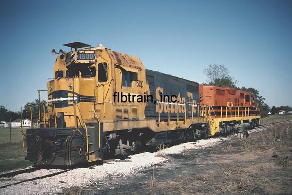 LD1988110087 - Louisiana & Delta, New Iberia, LA, 11-1988