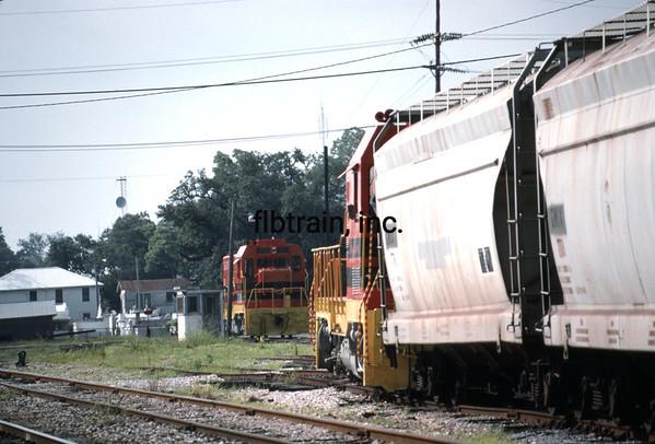 LD1989050074 - Louisiana & Delta, New Iberia, LA, 5-1989