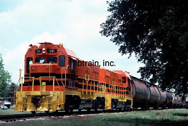 LD1989040019 - Louisiana & Delta, New Iberia, LA, 4/1989