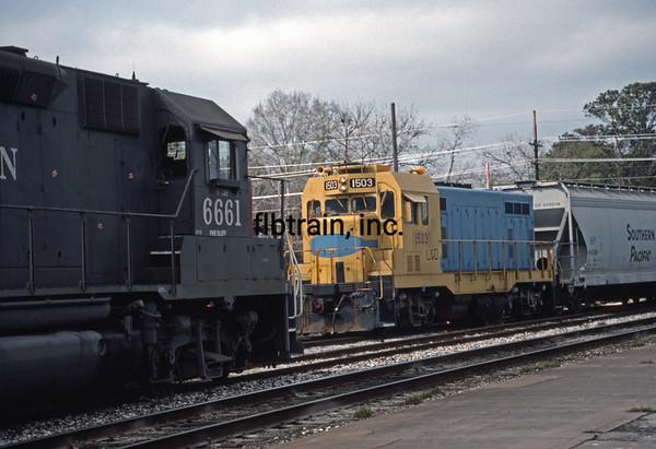 LD1989010022 - Louisiana & Delta, New Iberia, LA, 1-1989