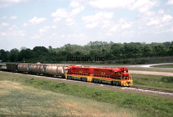 LD1989040031 - Louisiana & Delta, New IBeria, LA, 4-1989
