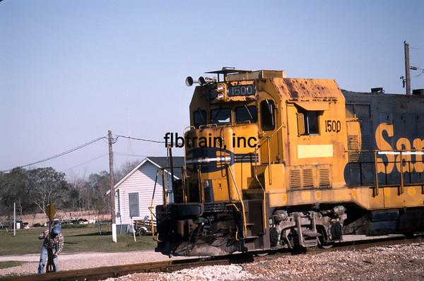 LD1989010068 - Louisiana & Delta, New Iberia, LA, 1-1989