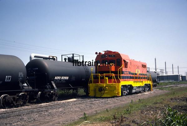 LD1989050020 - Louisiana & Delta, Patoutville, LA, 5/1989