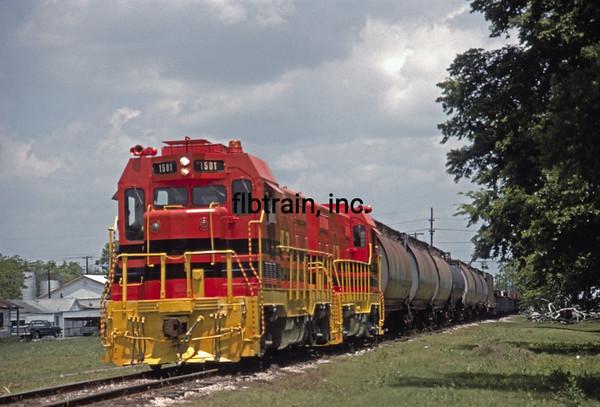 LD1989040013 - Louisiana & Delta, New Iberia, LA, 4-1989