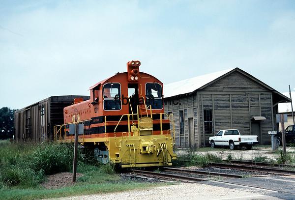 LD1988080042 - Louisiana & Delta, Kaplan, LA, 8/1988