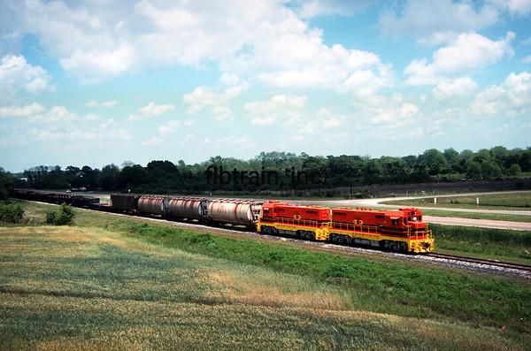 LD1989040033 - Louisiana & Delta, New Iberia, LA, 4/1989