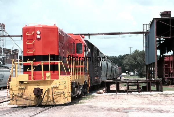 LD1991070315 - Louisiana & Delta, New Iberia, LA, 7-1991