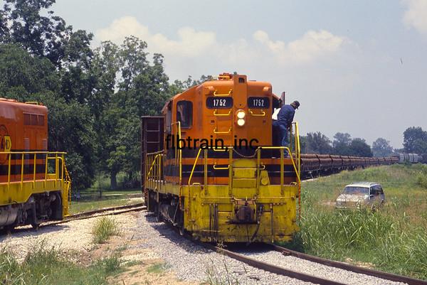 LD1990060129 - Louiiana & Delta, New Iberia, LA, 6/1990