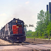 LD1989040049 - Louisiana & Delta/SP/NS, Birmingham, AL, 4/1989