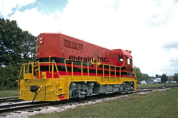 LD1989030005 - Louisiana & Delta, New Iberia, LA, 3-1989