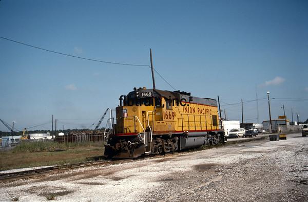 LD1989060030 - Lousiana & Delta, Avondale, LA, 6-1989