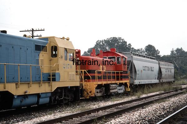 LD1988080023 - Louisiana & Delta, New Iberia, LA, 8-1988