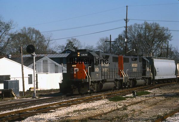LD1987030004 - Louisiana & Delta, New Iberia, LA, 3/1987