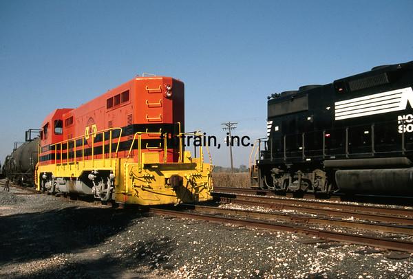 LD1990120007 - Louisiana & Delta, New Iberia, LA, 12-1990
