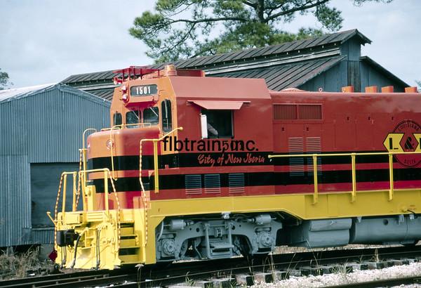 LD1988110033 - Louisiana & Delta, New Iberia, LA, 11-1988