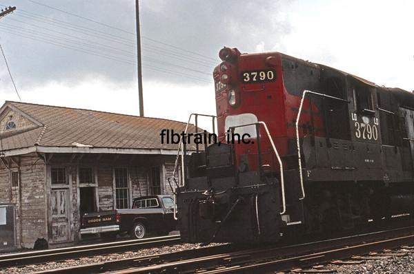 LD1987060011 - Louisiana & Delta, Baldwin, LA, 6-1987