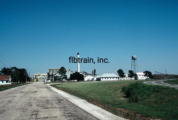 LD1987100005 - Louisiana & Delta, Raceland, LA, 10/1987