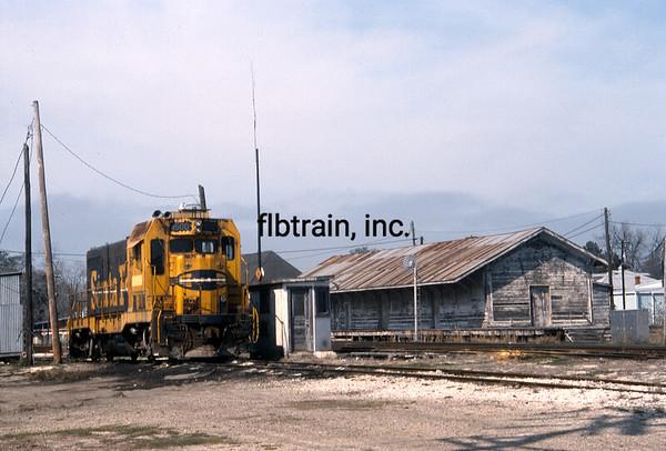 LD1989020051 - Louisiana & Delta, New Iberia, LA, 2/1989