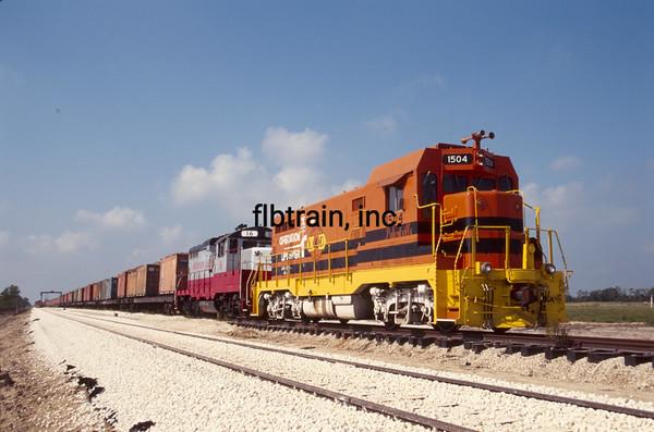 LD1998104806 - Louisiana & Delta, Port of Lake Charles, LA, 10-1998