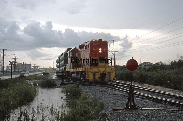 LD1991070346 - Louisiana & Delta, New Iberia, LA, 7-1991