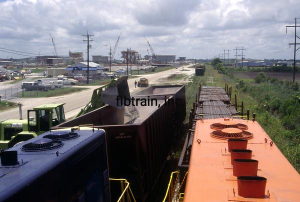 LD1990050302 - Louiiana & Delta, New Iberia, LA, 5/1990
