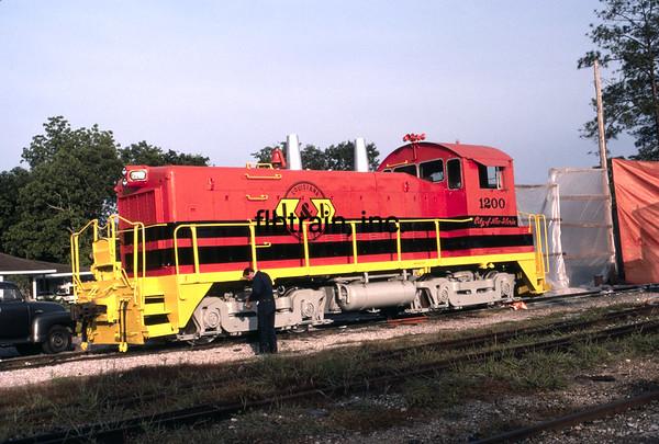 LD1987040034 - Louisiana & Delta, New Iberia, LA, 4-1987