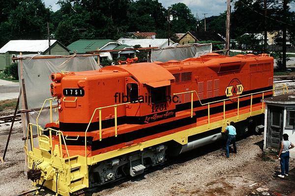 LD1987060018 - Louisiana & Delta, New Iberia, LA, 6/1987