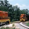 LD1990060125 - Louisiana & Delta, Pesson Spur, LA, 6/1990
