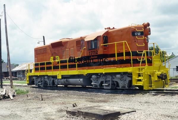 LD1987060056 - Louisiana & Delta, New Iberia, LA, 6/1987