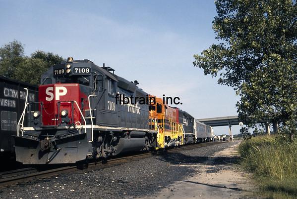 LD1991060065 - Louisiana & Delta, Bayou Sale, LA, 6-1991
