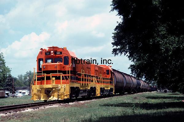 LD1989040018 - Louisiana & Delta, New Iberia, LA, 4/1989