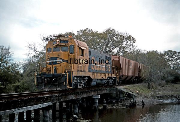 LD1988030001 - Louisiana & Delta, Avery Island, LA, 3-1988