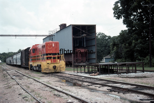 LD1991070317 - Louisiana & Delta, Abbeville, LA, 7-1991