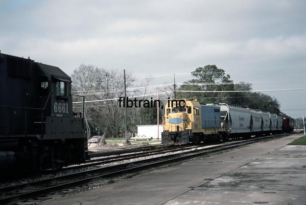 LD1989010020 - Louisiana & Delta, New Iberia, LA, 1-1989