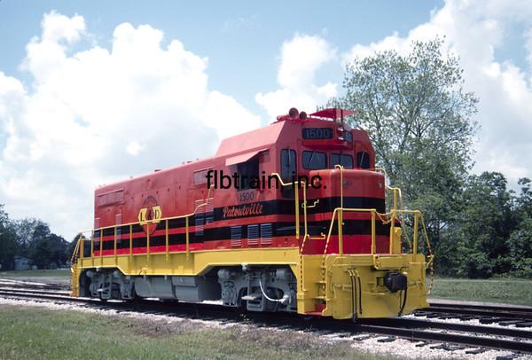 LD1989040007 - Louisiana & Delta, New Iberia, LA, 4-1989