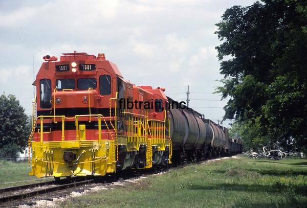 LD1989040022 - Louisiana & Delta, New Iberia, LA, 4/1989