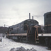 NYC1966020040 - New York Central, Collinwood, OH, 2-1966