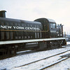 NYC1966020039 - New York Central, Collinwood, OH, 2-1966