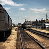 NYC1957080041 -  New York Central, Mattoon, IL, 8/1957