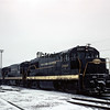NYC1966030019 - New York Central, Collinwood, OH, 3/1966