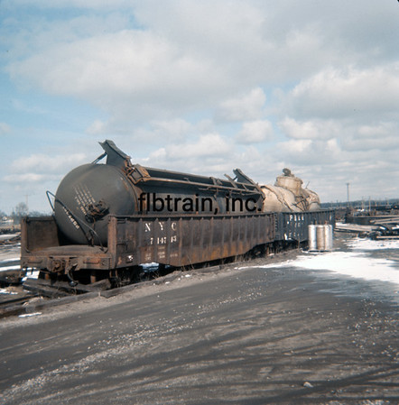 NYC1966030018 - New York Central, Collinwood, OH, 3-1966