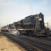 NYC1966030032 - New York Central, Collinwood, OH, 3/1966
