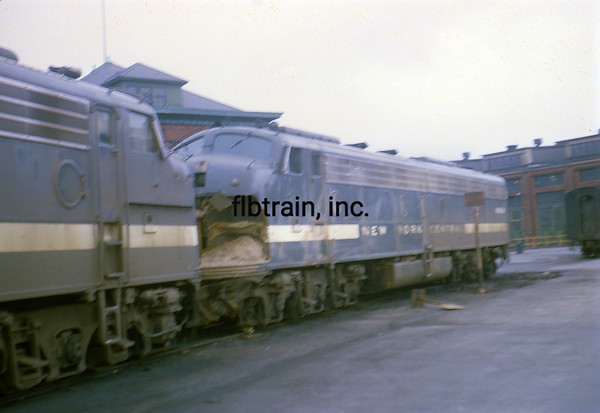 NYC1966030011 - New York Central, Collinwood, OH, 3-1966