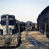NYC1966030224 - New York Central, Collinwood, OH, 3/1966