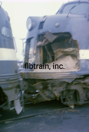 NYC1966030010 - New York Central, Collinwood, OH, 3-1966