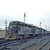 NYC1957080041 - New York Central, Collinwood, OH, 3/1966