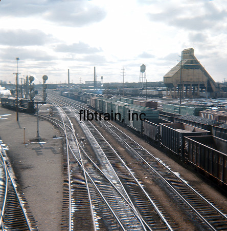 NYC1966030424 - New York Central, Collinwood, OH, 3-1966